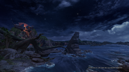 MHWI-Ancient Forest Screenshot 1