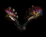 MHGU-Dual Blades Bloodbath Diablos