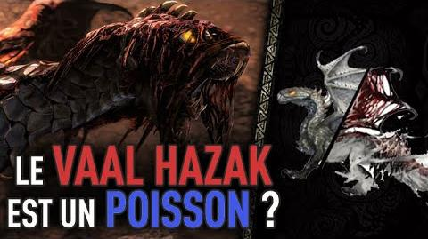 Making Of 6 - Vaal Hazak
