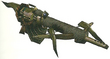 FrontierGen-Light Bowgun 018 Low Quality Render 001