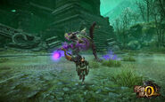 MHOL-Purple Gypceros Screenshot 006