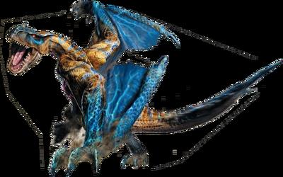MHX-Ruinous Hook Claw Tigrex Render 001