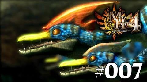 Let's Play Monster Hunter 4 Ultimate 007 - Ein verlorener Velocidrome GER