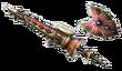MH4-Gunlance Render 018
