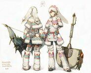 Lagombi Armor