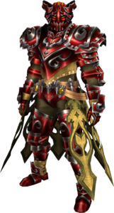 FrontierGen-Amista Armor (Male) (Both) (Front) Render 004