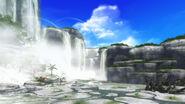 FrontierGen-Painted Waterfalls Screenshot 003
