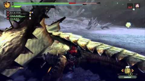 Guilde 5* Deviljho - Première rencontre