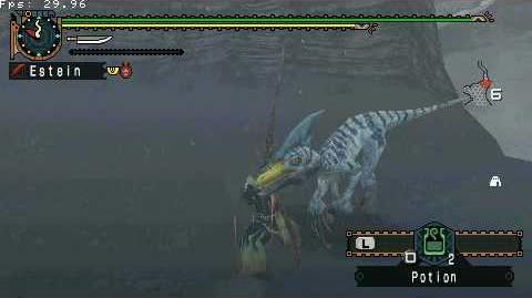 Monster Hunter Freedom 2 Giadrome