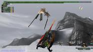 Gou hr100 Doragyurosu rage mode jump ^^
