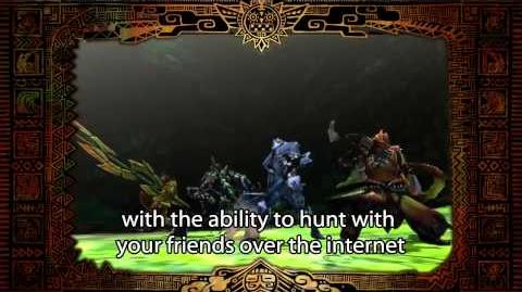 Monster Hunter 4 Ultimate - Announcement message from Producer Ryozo Tsujimoto