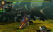 MH4U-Black Gravios Screenshot 010