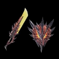 MHW-Charge Blade Render 005