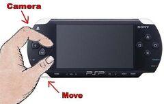 PSP Claw