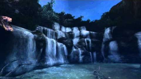 Cinématique 59-Paradis arboricole (Forêt inondée Nuit)