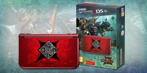 MHGen-Collector 3DS Pack