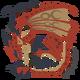 MHWI-Rathalos Icon