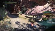 MHWI-Pink Rathian Screenshot 5