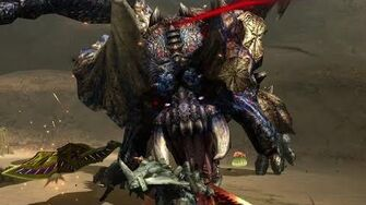 Monster Hunter Generations Ultimate Bloodbath Diablos Boss Fight (Deviant Monster)