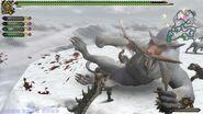 MHFG Blangonga vs hunter 3
