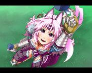 Female Zinogry Armor