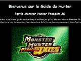 Liens des sites d'aide sur MH en Français