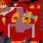 MHXR-Evangelion Tigrex Icon