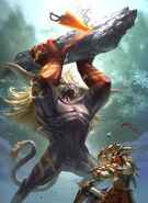 Rajang VS H Ratha