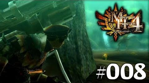 Let's Play Monster Hunter 4 Ultimate 008 - Der Lehrmeister ist zurück! GER