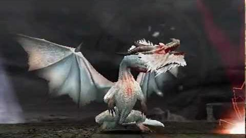 Monster Hunter Freedom Unite - The Ancestor (White Fatalis intro)