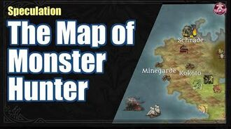 The Map of Monster Hunter