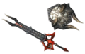 MH4-Sword and Shield Render 047
