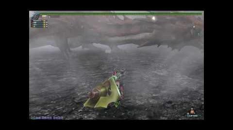 Monster Hunter Frontier - Goushu Lao Shan Lung 「剛種ラオシャンロン」 3 Orugaron BG 1 HH