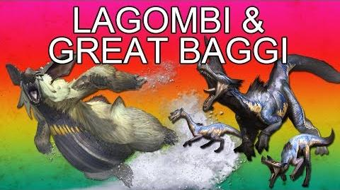G1★ Lagombi & Great Baggi guide - Monster Hunter 3 Ultimate MH3U