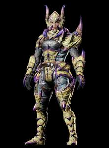MHO-Dread Baelidae Armor (Gunner) (Male) Render 001
