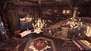 MHWI-Seliana (Hunter's Room) Screenshot 2