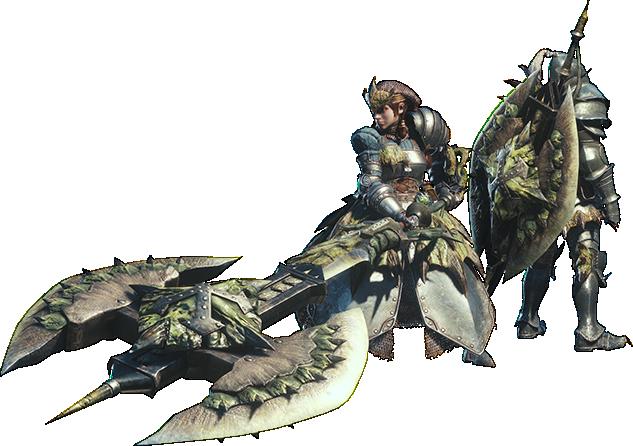 charge blade guide gaijin hunter
