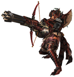 Rathalos-Gun
