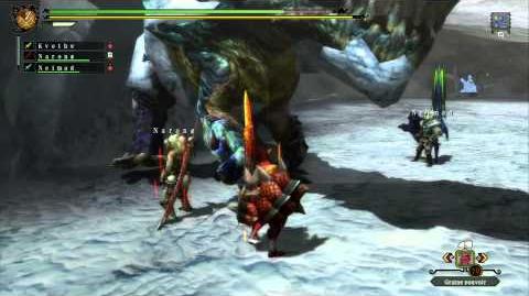 Barroth de Jade/Vidéos