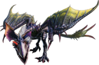 MHGen-One-Eyed Yian Garuga Render 001
