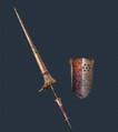 Lance de baron