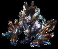 FrontierGen-Howling Zinogre Render 001
