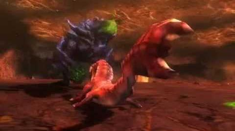 Monster Hunter 3 (Tri) G - Explosive Temper (Brachydios intro)