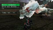 White Fatalis off