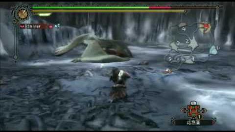 Wii Monster Hunter 3 - モンスターハンター3 Gigginox (GigiNebra) 2