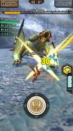 MHXR-Barioth Screenshot 001