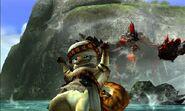 MHGen-Redhelm Arzuros Screenshot 004