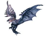 MHWI-Silver Rathalos Render 001