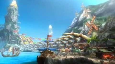 Monster Hunter 3 (Tri) G - Port Tanzia