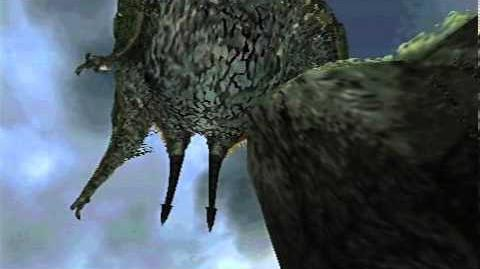 Monster Hunter Freedom Unite - Dragon of the Tower (Yama Tsukami intro)